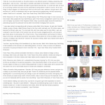 Forex Peace Army Strongly Believes in Tithing – As Featured in Austin Business Journal