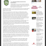 Forex Peace Army - Biz Daily (Singapore)- discover power of giving