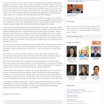 Forex Peace Army Strongly Believes in Tithing – As Featured in Dallas Business Journal