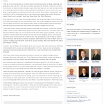 Forex Peace Army Strongly Believes in Tithing – As Featured in Dayton Business Journal