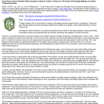 Forex Peace Army Strongly Believes in Tithing – As Featured in Journal of Common Stock
