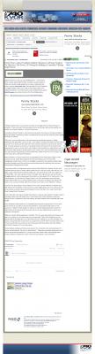 Forex Peace Army -  KVOR 740-AM (Colorado Springs, CO) - discover power of giving