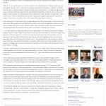 Forex Peace Army Strongly Believes in Tithing – As Featured in Nashville Business Journal