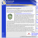 Forex Peace Army Strongly Believes in Tithing – As Featured in Olejniczak Advisors