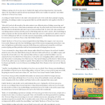 Forex Peace Army Strongly Believes in Tithing – As Featured in The Bellingham Herald