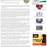 Forex Peace Army Strongly Believes in Tithing – As Featured in The State (Columbia, SC)