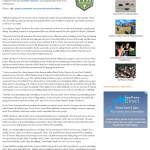 Forex Peace Army Strongly Believes in Tithing – As Featured in Tribune (San Luis Obispo, CA)