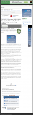 Forex Peace Army -  Value Investing News - discover power of giving