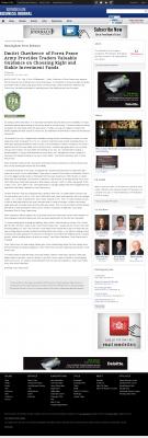 Dmitri Chavkerov -  Birmingham Business Journal - considering stable investment options