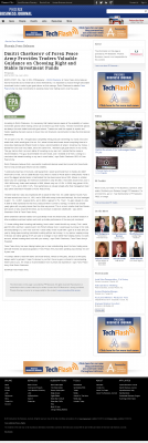 Dmitri Chavkerov -  Business Journal of Phoenix - considering stable investment options
