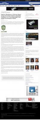 Dmitri Chavkerov -  Cincinnati Business Courier - considering stable investment options