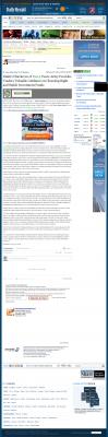 Dmitri Chavkerov -  Daily Herald - considering stable investment options