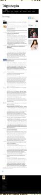 Dmitri Chavkerov -  Digestopedia - considering stable investment options