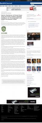 Dmitri Chavkerov -  Jacksonville Business Journal - considering stable investment options
