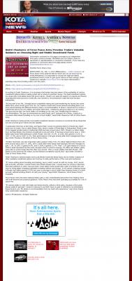 Dmitri Chavkerov -  KDUH-TV ABC-3 (Scottsbluff, NE) - considering stable investment options