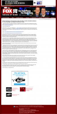 Dmitri Chavkerov -  KFJX-TV FOX-14 (Pittsburg, KS) - considering stable investment options