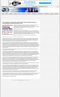 Dmitri Chavkerov -  KLKN ABC-8 (Lincoln, NE) - considering stable investment options