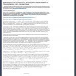 Dmitri Chavkerov - KPHO-TV CBS-5 (Phoenix, AZ)- considering stable investment options