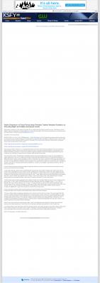 Dmitri Chavkerov -  KSFY-TV ABC-13 (Sioux Falls, SD) - considering stable investment options