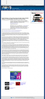 Dmitri Chavkerov -  KUAM-TV NBC-8 / CBS-11 (Hagatna, Guam) - considering stable investment options