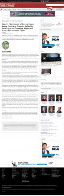 Dmitri Chavkerov -  Minneapolis / St. Paul Business Journal - considering stable investment options