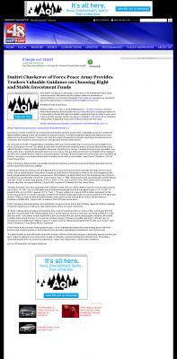 Dmitri Chavkerov -  WAFF NBC-48 (Huntsville, AL) - considering stable investment options