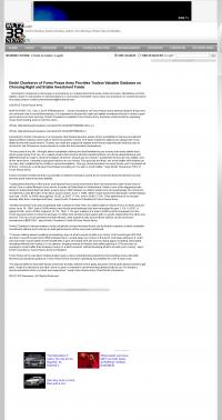 Dmitri Chavkerov -  WLTZ-TV NBC-38 (Columbus, GA) - considering stable investment options