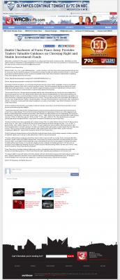 Dmitri Chavkerov -  WRCB-TV NBC-3 (Chattanooga, TN) - considering stable investment options