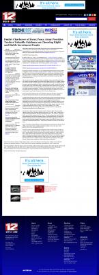 Dmitri Chavkerov -  WSFA NBC-12 (Montgomery, AL) - considering stable investment options