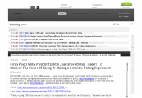 Forex Peace Army -  AlipesNews - discover power of giving
