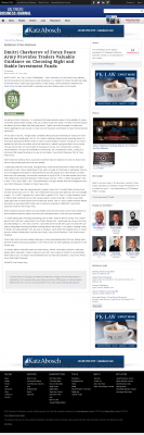 Dmitri Chavkerov -  Baltimore Business Journal - considering stable investment options