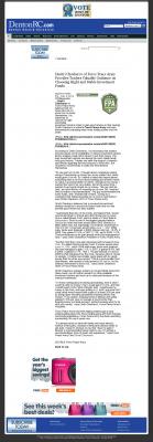 Dmitri Chavkerov -  Denton Record-Chronicle - considering stable investment options