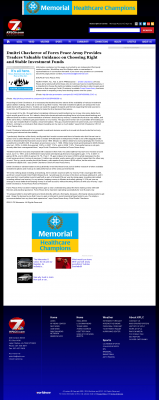 Dmitri Chavkerov -  KPLC NBC-7 (Lake Charles-Lafayette, LA) - considering stable investment options