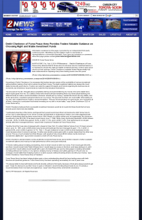 Dmitri Chavkerov -  KTVN-TV CBS-2 (Reno, NV) - considering stable investment options