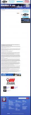 Dmitri Chavkerov -  KWES-TV NBC-9 (Midland, TX) - considering stable investment options