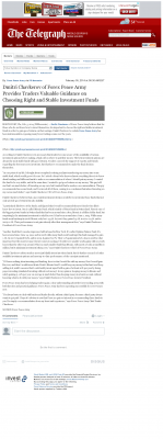 Dmitri Chavkerov -  Telegraph-Macon (Macon, GA) - considering stable investment options