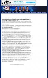 Dmitri Chavkerov -  WJRT-TV ABC-12 (Flint, MI) - considering stable investment options