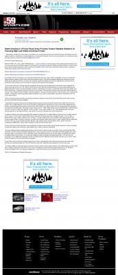 Dmitri Chavkerov -  WVNS-TV CBS-59 (Ghent, WV) - considering stable investment options