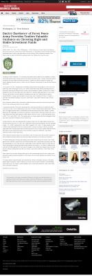 Dmitri Chavkerov -  Washington Business Journal - considering stable investment options