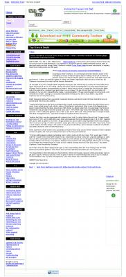 Dmitri Chavkerov -  Web Lens - considering stable investment options